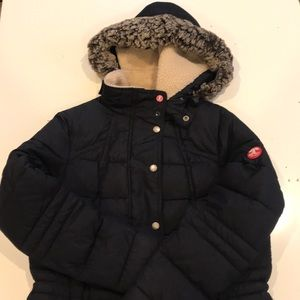 Barbour Jackets & Coats - Barbour Down Puffer Coat (Size 10)